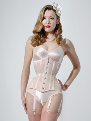 Sensual Spanking Corsetry For Erotic Punishment