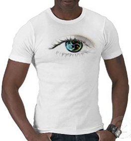 BDSM Logo Eye Tshirts